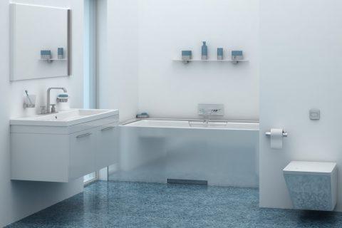 Les couleurs tendances de carrelage pour sa salle de bain